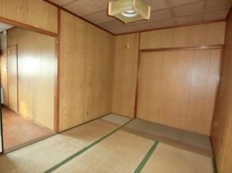 【和室】泰村アパート