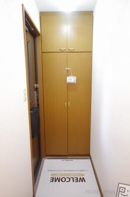 【玄関】シャトーショコラ C棟