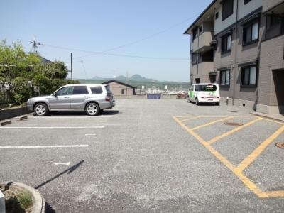 【駐車場】ラ・メール横山