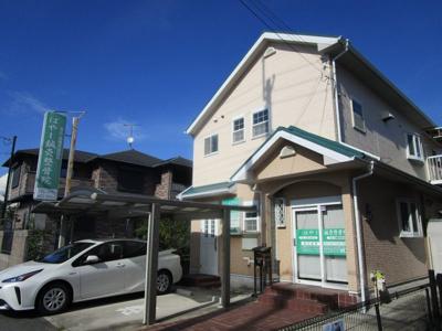 【外観】三田市西山住宅1-2階