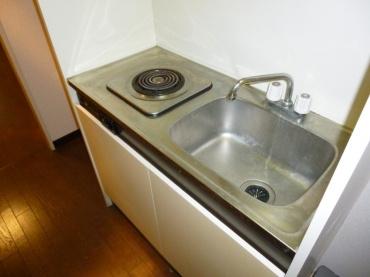 【キッチン】ドムス神山