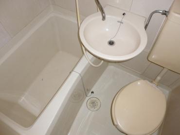 【浴室】ドムス神山