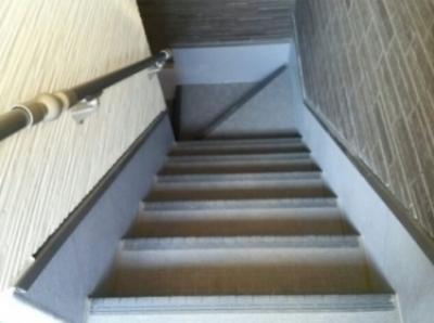 アルソーレ小岩の階段