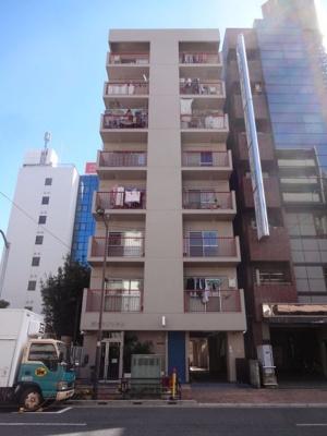 竹内マンション 鶯谷駅から徒歩5分・入谷駅からも徒歩5分の好立地!上野駅へも徒歩9分で行けます!入谷