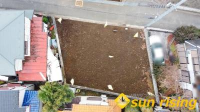 【外観】立川市若葉町4丁目 建築条件付売地 全1区画