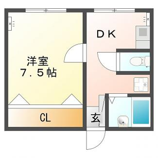 神戸市西区今寺一棟マンション