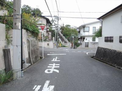 【周辺】安岡寺5丁目貸家 【短期貸し専用】