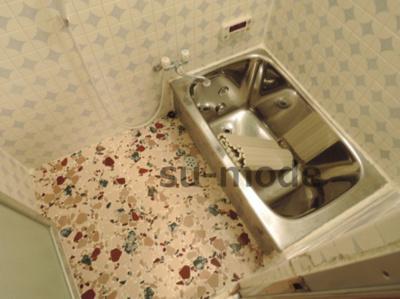 【浴室】安岡寺5丁目貸家 【短期貸し専用】