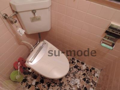 【トイレ】安岡寺5丁目貸家 【短期貸し専用】