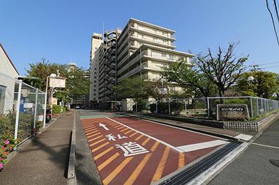 【外観】寝屋川サンハイツA棟