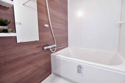 【浴室】ドムール山坂町