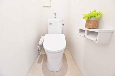 【トイレ】ドムール山坂町