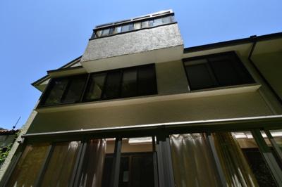 【外観】緑豊かな「鎌倉市長谷5丁目」住宅