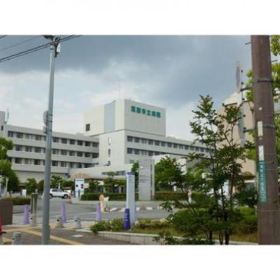箕面市立病院:1418m