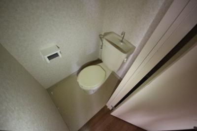 【トイレ】ハイツエムティ