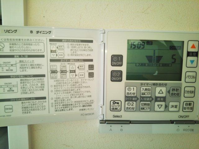 【設備】グレースタワーⅢ