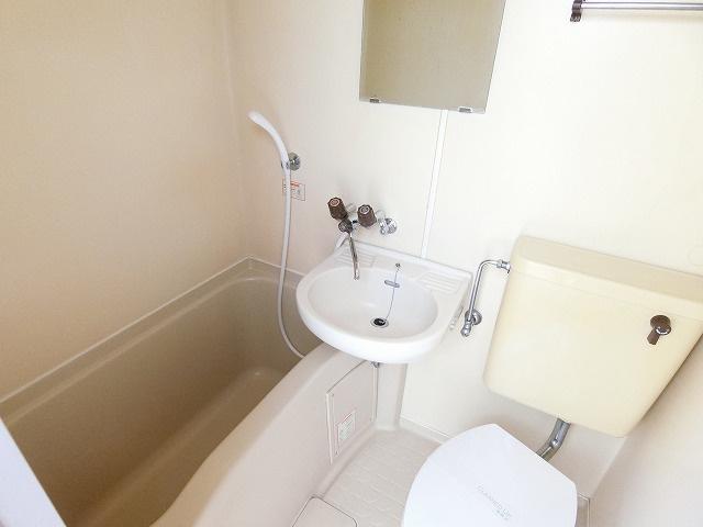 【浴室】キャトル