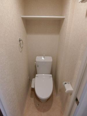【トイレ】Luxe三国Ⅱ