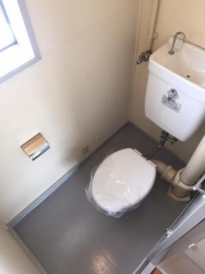 【トイレ】ビレッジハウス篠山Ⅱ