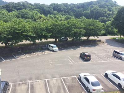 【駐車場】ビレッジハウス篠山Ⅱ