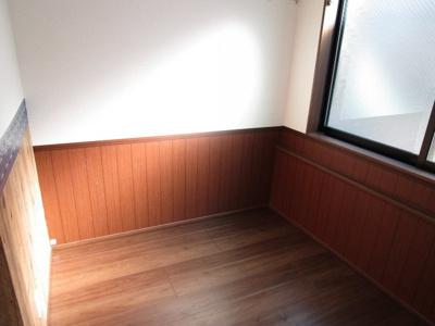 【寝室】コンフォートハウス