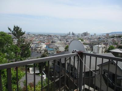 【展望】神戸市垂水区高丸3丁目 中古戸建