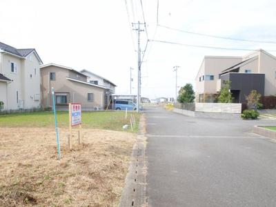 【前面道路含む現地写真】富士見ヶ丘1丁目34番