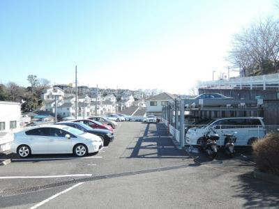 平置き駐車場・機械式駐車場