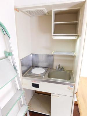 【キッチン】シャレー大船
