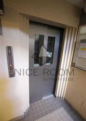 せらびEBISU エレベーター