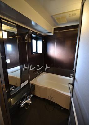 【浴室】プラティーク新宿WEST