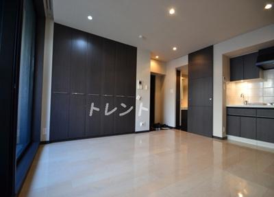 【居間・リビング】プラティーク新宿WEST