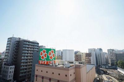 【展望】TOWER RESIDENCE TOKYO