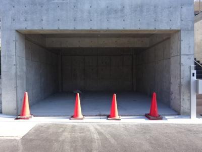 【駐車場】神戸市垂水区多聞台2丁目 B号地 新築戸建