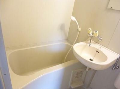 【浴室】カーサ上目黒