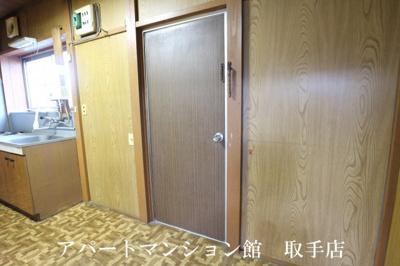 【玄関】横田アパート