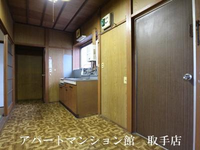 【洗面所】横田アパート