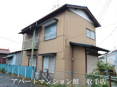 【外観】横田アパート