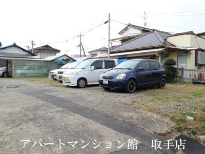 【駐車場】横田アパート