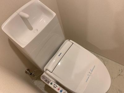 【トイレ】ウエストストーリー・当社では仲介手数料無料