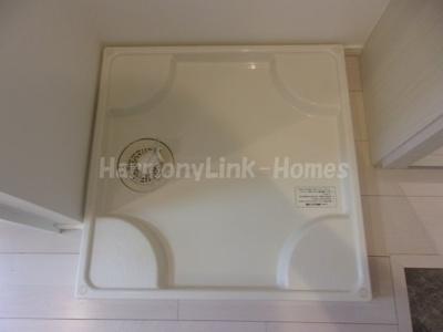 ハーモニーテラス和田Ⅱの室内洗濯機置き場☆