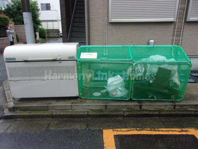 ハーモニーテラス和田Ⅱのゴミ置き場☆