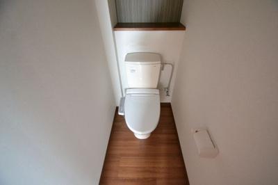 【トイレ】シティライフ王子