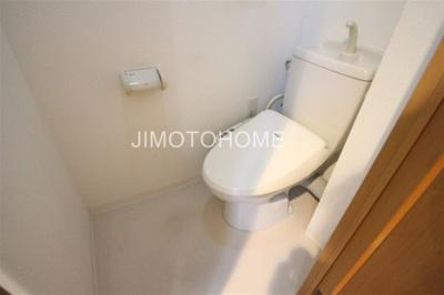 【トイレ】クラウンハイム弁天町
