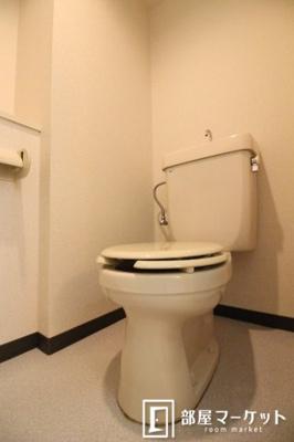 【トイレ】ミサトピア北山