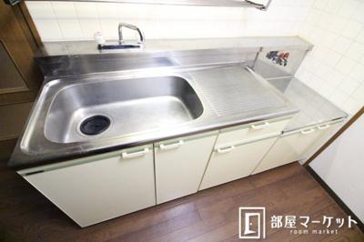 【キッチン】ミサトピア北山