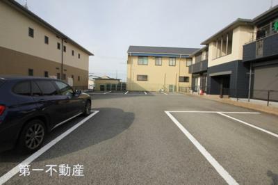 【駐車場】ディアレスト 喜田