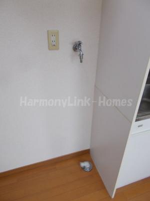 ライフピアフォレストの室内洗濯機置き場(別部屋参考写真)