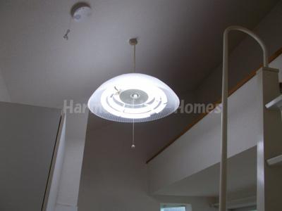ライフピアフォレストの照明機器(別部屋参考写真)