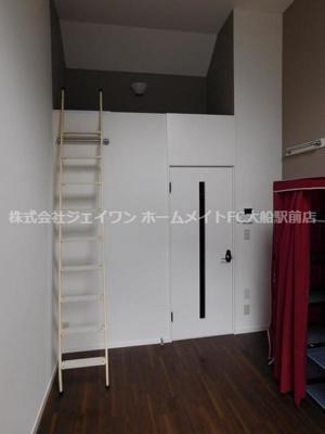 【寝室】ジュネパレス横浜第8